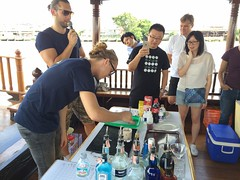 Cocktail Making | Graphisoft | Bangkok 2016