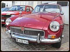 MG MGB GT (v8dub) Tags: mg mgb gt b schweiz suisse switzerland british pkw voiture car wagen worldcars auto automobile automotive old oldtimer oldcar klassik classic collector