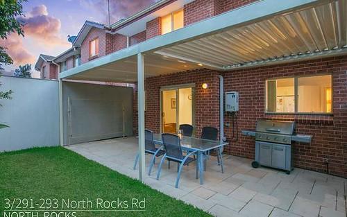3/291 North Rocks Road, North Rocks NSW 2151