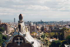Barcelona I (Emanuel Castelo) Tags: barcelona bcn catalunya architecture gaudi sagrada familia guel batllo casa house arc triumph park street people sky details travel sea