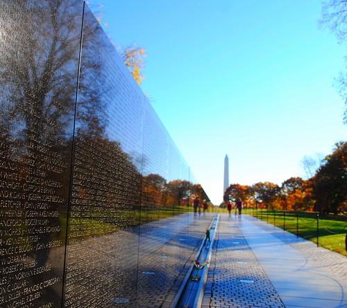 Thumbnail from Vietnam Veterans Memorial