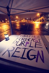 weather_forecast_e1 (tom.glanz) Tags: espn gameday college football uw universityofwashington red square campus signs flags cascadia