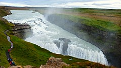 Gullfoss Waterfall (nehaH) Tags: hvtriver gullfosswaterfall iceland wilderness vacation
