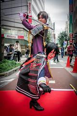 IMG_5086 (kndynt2099) Tags: 2016ikebukurohalloweencosplayfestival ikebukuro japan tokyo