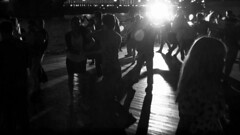 Dance.Park.River (plyushchikhafilm) Tags: girl woman man night dancers dancer dancing dance shadow light