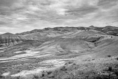 Painted Hills, Oregon1 (KeithCrabtree1) Tags: landscape sunrise spring park paintedhills oregon johndayfossilbeds 2016p2