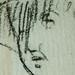 MILLET Jean-François,1850 - Départ pour le Travail, Etudes - The Walk to Work (drawing, dessin, disegno-Louvre RF11192-Recto) - Detail 26