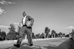 Thirsty man (Saman A. Ali) Tags: streetphotography street streetlife blackwhite blackandwhite bw man monochrome thirsty people outdoor fujifilm fujifilmxt1