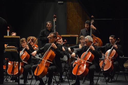 Concert orchestre