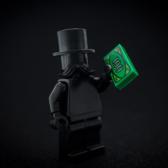 Black Friday (thereeljames) Tags: blackfriday lego photography legophotography legopics legos prints sale onsale redbubble