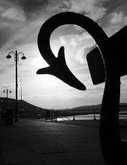 Cynffon (Rhisiart Hincks) Tags: sedd seat promenade rhodfarmr promend aod glanymr kostalde coast cte arfordir seaside aberystwyth ceredigion ewrop europe europa kembra wales cymru achuimrigh kembre gales galles anbhreatainbheag kimrio  gallas walia    velsa velsas      duagwyn gwennhadu dubhagusgeal dubhagusbn zuribeltz czarnobiae blancinegre blancetnoir blancoynegro blackandwhite  zwartenwit mustajavalkoinen crnoibelo ernabl schwarzundweis  bw feketefehr melnsunbalts juodairbalta negruialb siyahvebeyaz rnoinbelo   silwt silhouette ledskeud zilueta silueto silhueta siluet sziluett cysgodlun