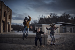 kids playing at indiana dunes state park (TheEvillOnes) Tags: active activity beach beautiful boy cheerful child childhood coast cute emotion family freedom fun game girl happiness happy healthy holiday joy kid leisure lifestyle little nature ocean outdoor outside people person play playful playing sand sea shore sister sky smile sport summer sun toddler toy travel vacation water wave young
