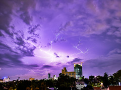 Colombo Spark (tharu_____dilan) Tags: lightning city night colombo srilanka nikon longexposure exposure shot nature light spark