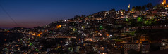 Night Shimla (Ash and Debris) Tags: view night houses nightlight city cityscape shimla evening dusk lights sun urban india sky architecture levels nightlights light citylights hill