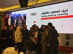 Arab Reporters for Investigative Journalism Forum 2016 (Ethical Journalism Network) Tags: arij journalism media ethics news jordan arab world