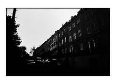 1 (Hal_Cave) Tags: black white bristol film pentax urban street 35mm project lines buildings architecture geometry