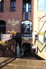 Waterfront and docks Liverpool UK (philippe.Onwire) Tags: museumofliverpool echoarenaliverpool kingsdock alexandratower 1princesdock princesdock liverpoolmarina coburg brunswickdocks thewheelofliverpool bluecoatchambers merseysidemaritimemuseum internationalslaverymuseum tateliverpool thebeatlesstory wetdock theolddock 1715 hydraulic cranes albertdock 1846 liverpool uk