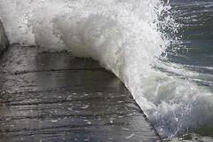 161015-7146-SeaWall (Sterne Slaven) Tags: plimothplantation roosters spiderwebs oldburialhill pilgrims clamdiggers sanddunes barnstable taunton salem lynn sexynude sunhalo fullmoon sterneslaven tide waves water fountain 1600s wampanoag mayflower pelt harbor chathamma seals ocean atlanticocean coastal newengland actors