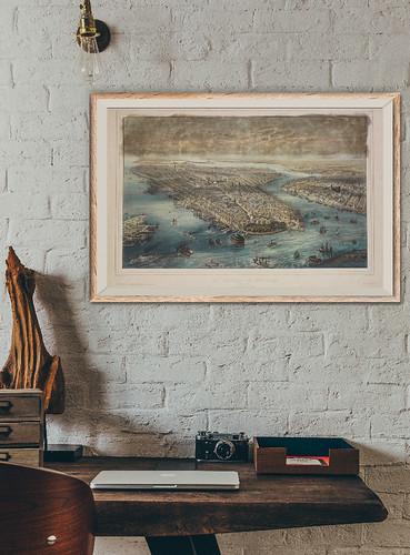 07-Affiche // 50x70cm // New-York
