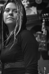 Caitlin (justintfirefly) Tags: handmade organic dark fashion lost sewl organics lostsewlorganics handmadeclothing clothing slowfashion slow sustainable alternative lifestyle biker rocker chick eco friendly smoky mountains studs hand sewn tattoo girls small business