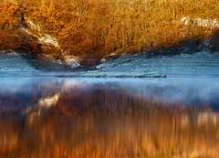 _DSC7824 (Giuseppe Cocchieri) Tags: landscape paesaggio autunno autumn allaperto alberi albero tree trees lake lago light luce reflection riflessi riflesso colore colori colour sunrise s