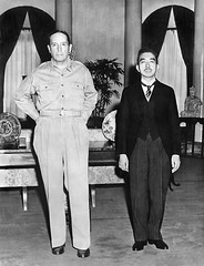 #Emperor Hirohito and General MacArthur meeting for the first time, 1945 [1228 × 1600] #history #retro #vintage #dh #HistoryPorn http://ift.tt/2haUJ99 (Histolines) Tags: histolines history timeline retro vinatage emperor hirohito general macarthur meeting for first time 1945 1228 × 1600 vintage dh historyporn httpifttt2hauj99