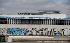 graffiti (wojofoto) Tags: holland graffiti nederland netherland trackside wtip wojofoto