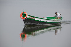 Barca turstica de la Albufera (dnieper) Tags: espaa valencia spain barca laalbufera