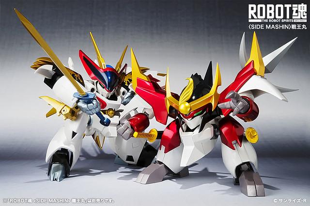 ROBOT魂 魔神英雄傳 戰王丸