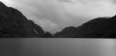 Sandvinvatnet (hartvigs) Tags: longexposure blackandwhite bw mountains norway landscape norge blackwhite fineart visitnorway fineartlandscape sandvinvatnet bwnd
