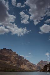 View of the Grand Canyon from the Colorado River (Rednaxela13) Tags: arizona usa canon landscape eos grandcanyon alexhughes 60d alexanderhughes