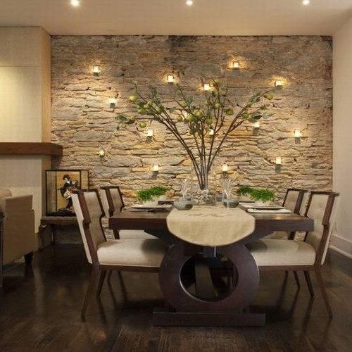 decoracion piedra paredes