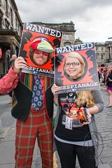 Thespianage (101) (PHH Sykes) Tags: street festival high edinburgh royal fringe watson billy mile sykes phh fancies 2013