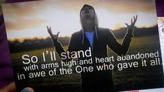 All I am is Yous... Jesus (camilaoliveira31) Tags: music living stand worship heart god united jesus devotion coração hillsong adoração