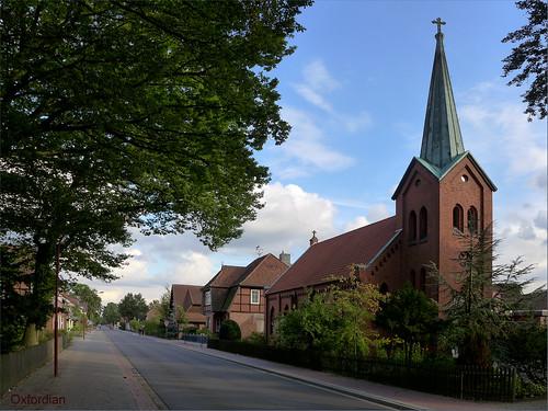 Hermannsburg, Kleine Kreuzkirche