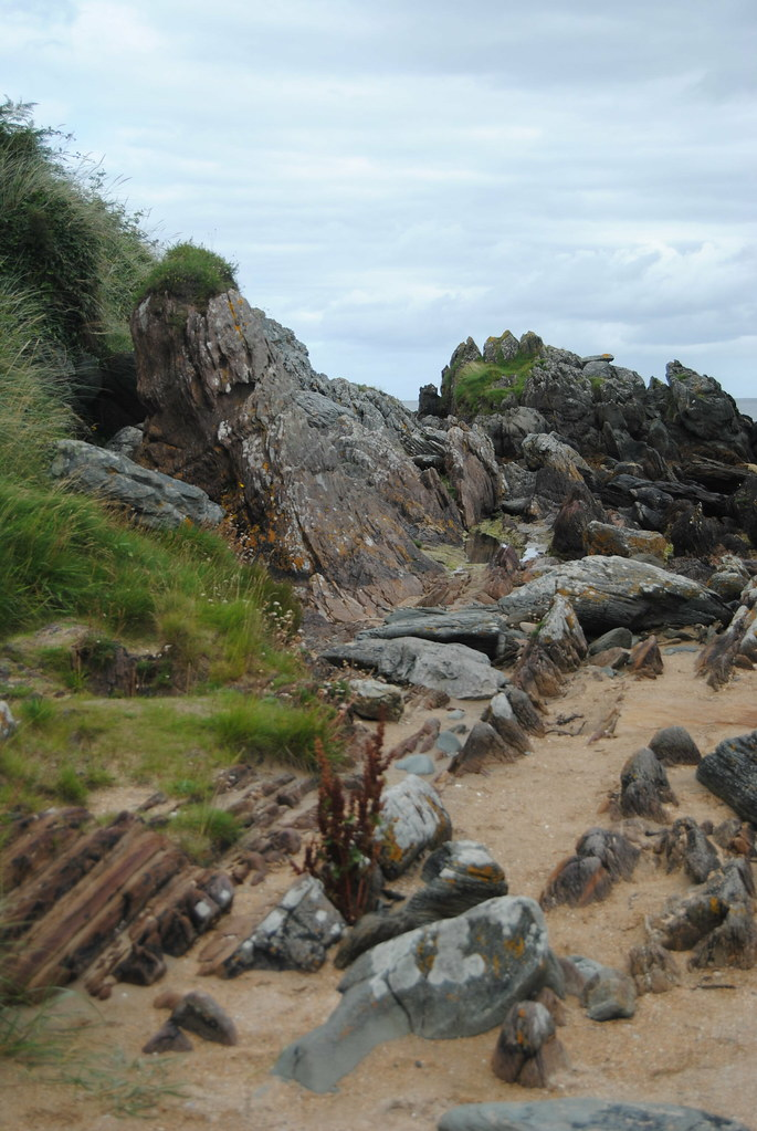 Donegal: Stroove beach