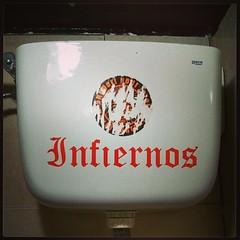 Yes! I'm back!! (JF Sebastian) Tags: logo pub toilet squareformat cistern morethan100visits morethan250visits instagramapp uploaded:by=instagram foursquare:venue=4ecc0c7d93adb4bd1b9fe7e2