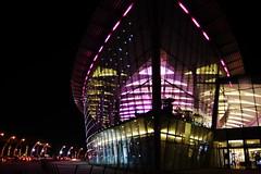 Mall of Arabia (Benny2006) Tags: light night mall colorful arabia saudiaarabia jeddan