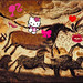 Cavewoman Paintings