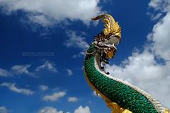 Naka (Anuwat Laksanayothin) Tags: statue dragon myth naka