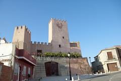 CASTILLO-PALACIO DE LOS BOIL-BETERA (VALENCIA-SPAIN) (ABUELA PINOCHO ) Tags: espaa valencia spain pueblo ciudad castillo palacio boil betera paisvalenciano