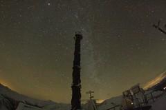 Sternenhimmel (bergfroosch) Tags: rauris sonnblick kolmsaigurn wetterwarte sonnblickobservatorium bergratz bergfroosch