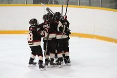 Celebration (YYZ John) Tags: 3 adam eric 7 98 peewee pha rilay minorhockey omha pickeringhockeyassociation pickeringpanther