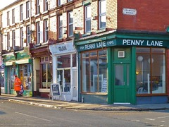A Walk Down Penny Lane,Liverpool. (Radarsmum67) Tags: liverpool lane penny beatles