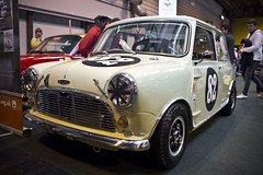 Mini (phillylomo) Tags: show old blue school red orange brown white black green classic ford car yellow v