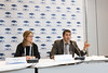 "Press conference, EWEA launches new report 'Where's the money coming from? Financing offshore wind farms | <a style=""font-size:0.8em;"" href=""http://www.flickr.com/photos/38174696@N07/10962830303/sizes/o/"" target=""_blank"" class=""download"">Download high-res</a>"