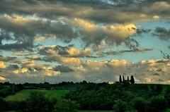 Cielo Sabino (luporosso) Tags: italy naturaleza nature landscape landscapes nikon italia day cloudy natura sabina paesaggi paesaggio lazio naturalmente nikond300s mantopolidisabina pontsfondato