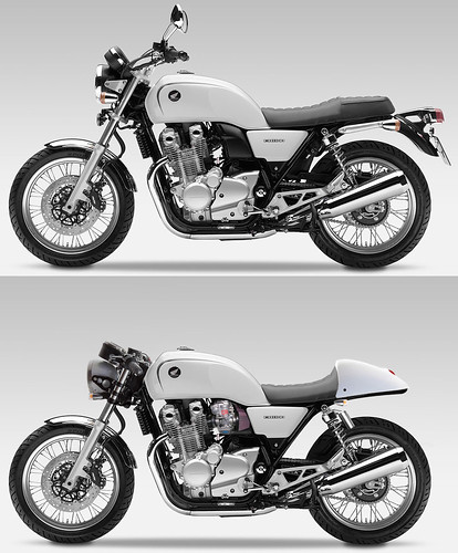 CB1100 Cafe Racer Modifications
