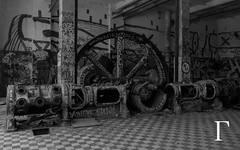 Old Factory (Γκάελ) Tags: voyage travel streetart berlin art abandoned germany deutschland graffiti stencil factory tag urbanart urbanexploration munchen allemagne usine streetartists pochoir urbex artderue eisfabrik arturbain abandonnée γερμανια dieberlinereisfabrik