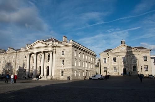 Trinity College, Dublin ©  Still ePsiLoN